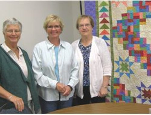 Raffle Ticket Sales At Annapolis Quilt Guild