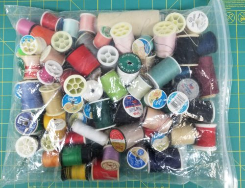 Is Your Old Spool of Thread Still Good To Use?