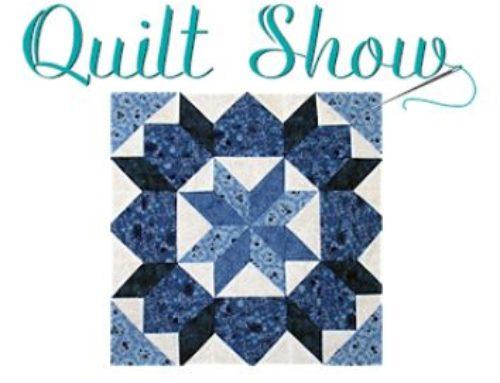 2019 Area Quilt Shows