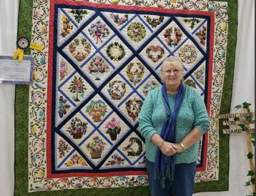 2019 Quilt Show Featured Quilter: Peg Dougherty